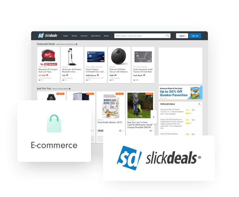 Slickdeals Boosts Ctr With Personalized Recommendations